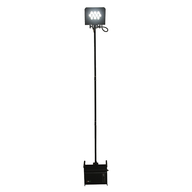 Floodlight: Battery Powered LED Wireless Flood Light 16,000 lumens