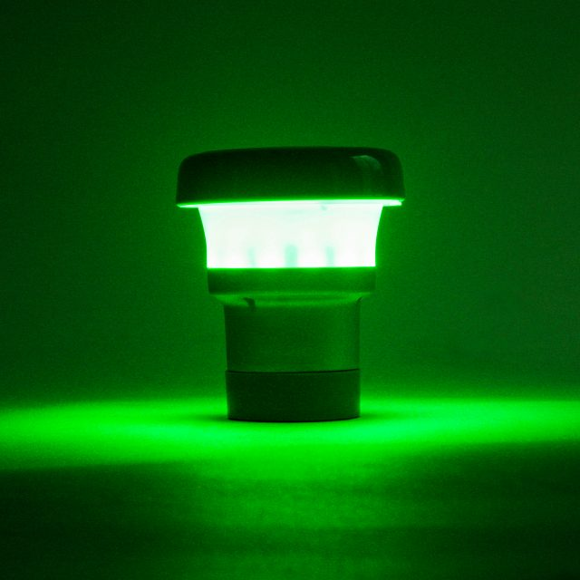 Table Lamp: Battery Powered Wireless LED TablePoint