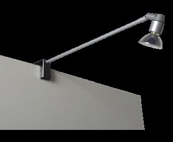 Battery Powered Exhibition Lighting - Stemspot- Core Lighting